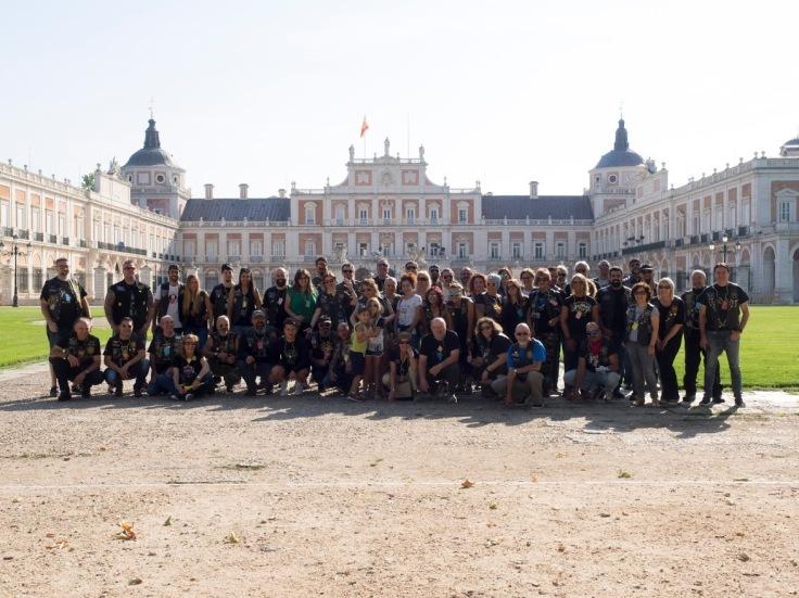 foto grupo vulcan riders