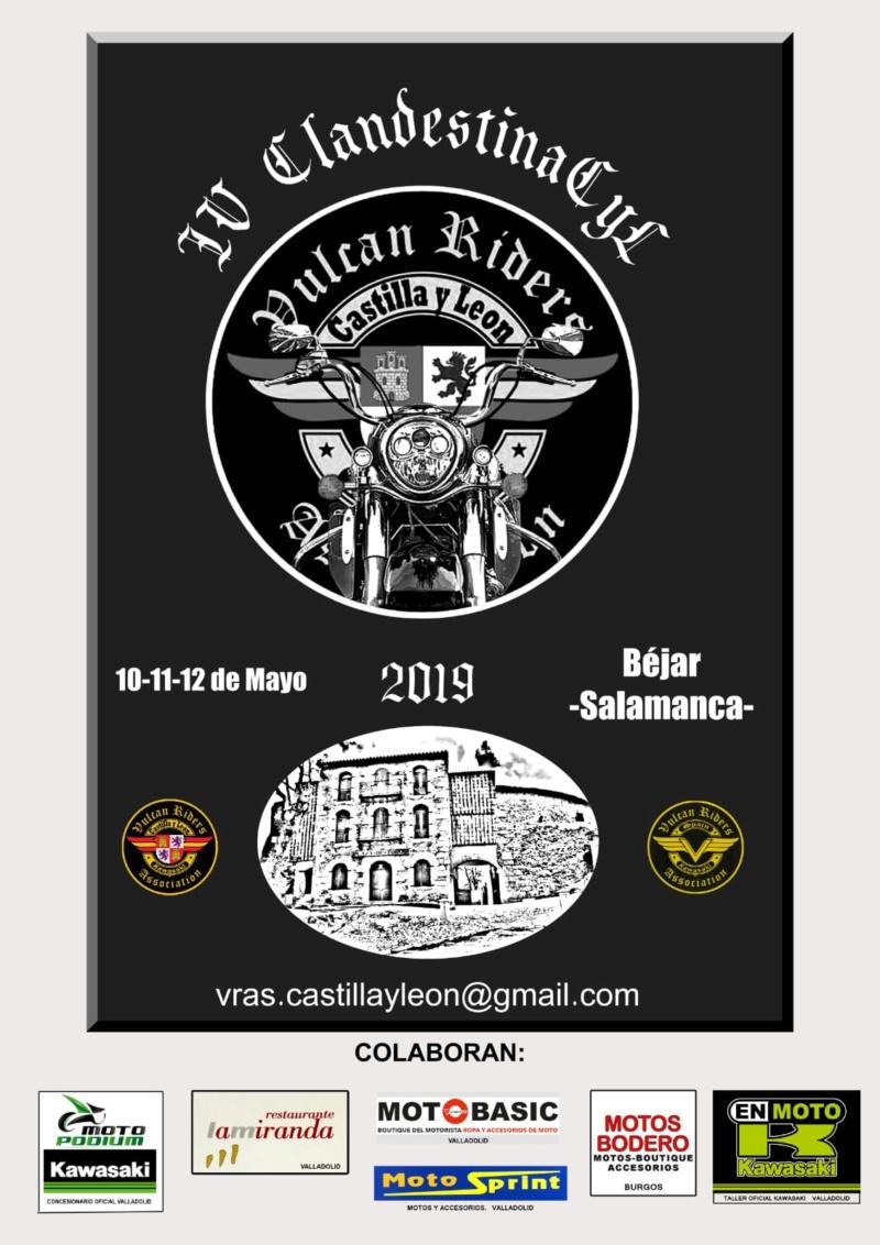 Evento Vulcan Riders Association Spain